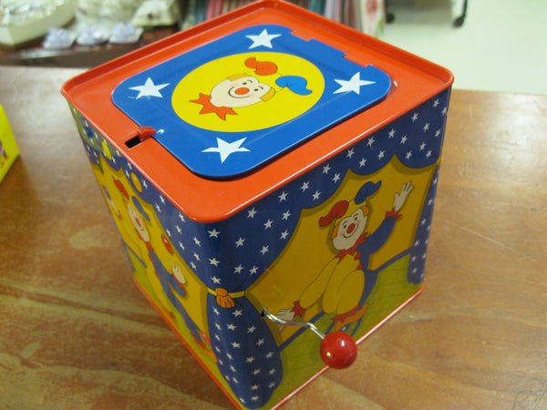 Tin Jack in a Box.