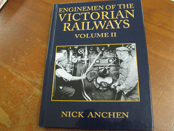 Enginemen of the Victorian Railways.
