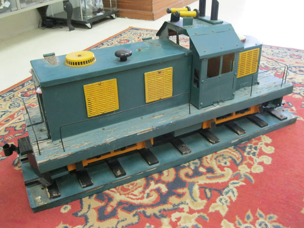 Handmade Locomotive Letter Box