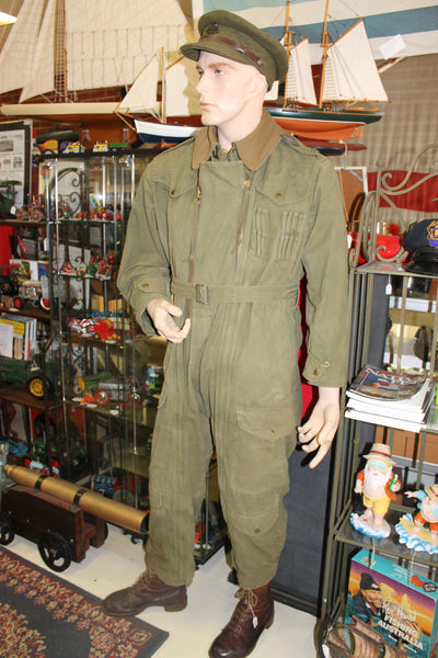 Tank Corps Mannequin Display