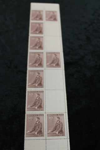 1942 - German Occupation Stamps