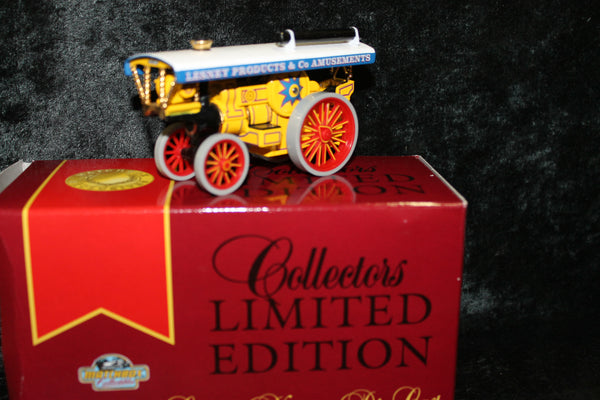 Matchbox - 1913 Fowler B6 Showman's Engine