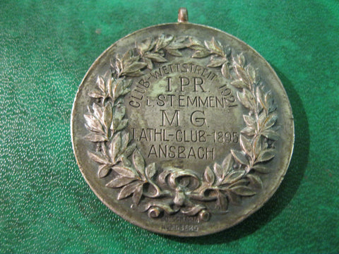 1921 - German Sporting Prize Medal
