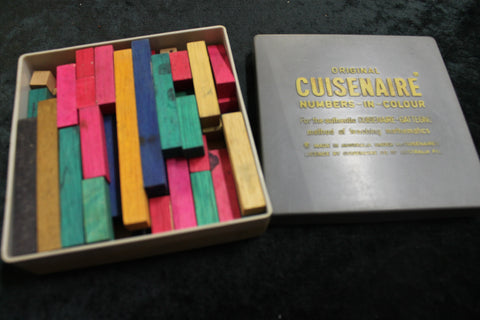 Cuisenaire Cased Set