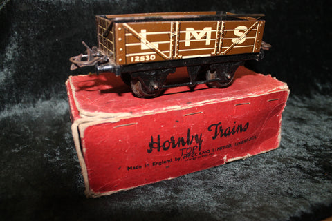 Hornby O Gauge Tinplate Wagon