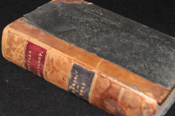 1855 - Vol 1 Popular Astronomy by Francois Arago