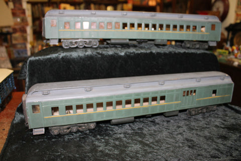 "All Nation ""O"" Gauge Bogie Passenger Coach"