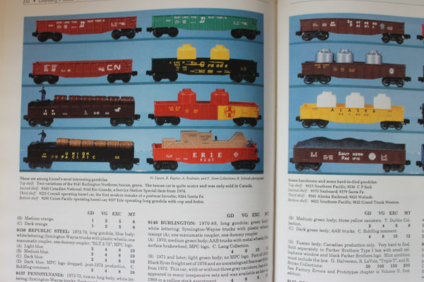 Greenberg's Guide to Lionel Trains 1970 - 1991