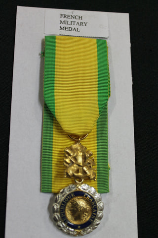 French Military Medal