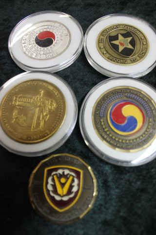 Assorted Military Medallions