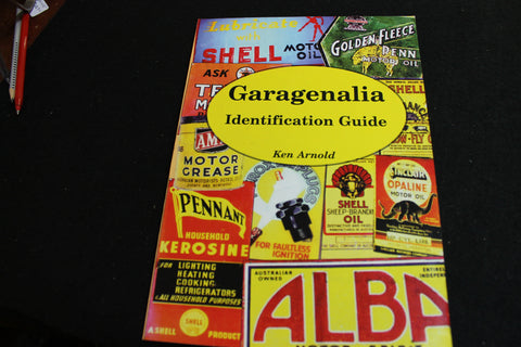 Garagenalia Identification Guide - Ken Arnold