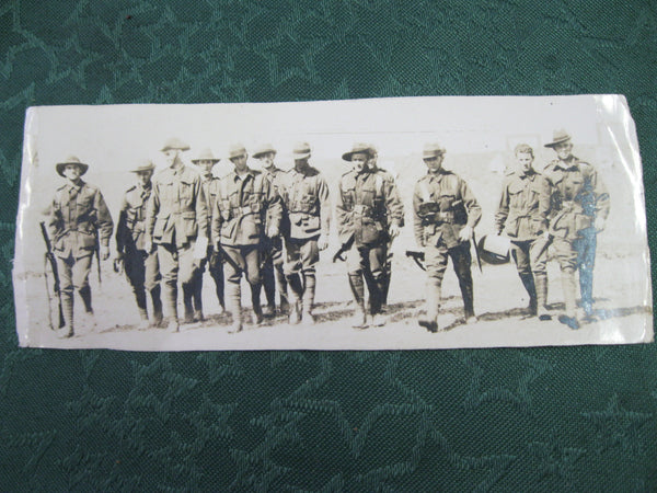 WW1 - Australian Training Photo