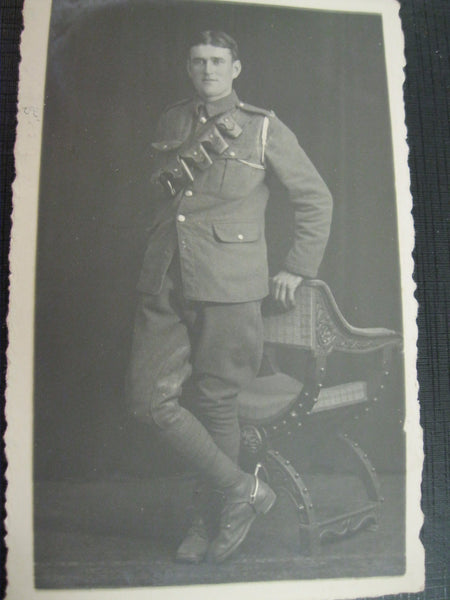 WW1 - Australian Trooper Photo