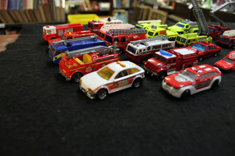 Collection of Model Fire Service Models