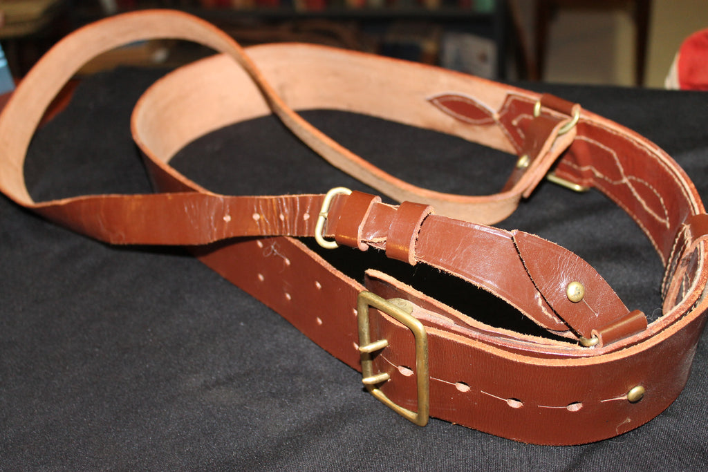 Repoduction Sam Browne Belt