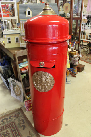 Pillar Mail Box