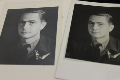 WW2 - Photos of RAF Navigator