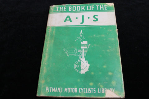 1946 Pitman's - The Book of the A.J.S