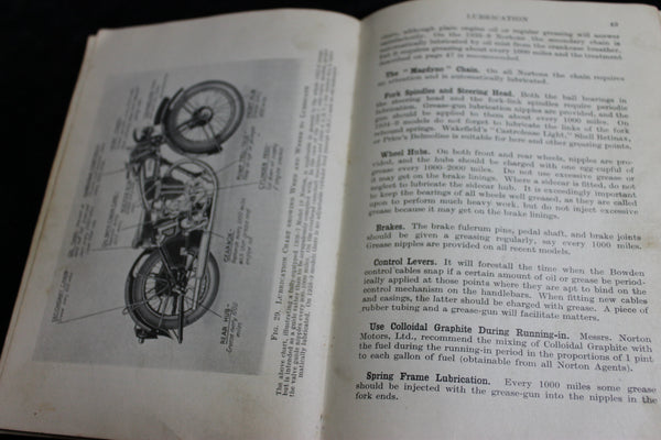 1941 Pitman's - The Book of the Norton