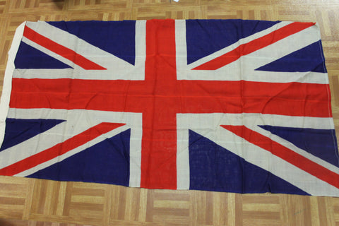 Vintage Union Jack Cotton Flag