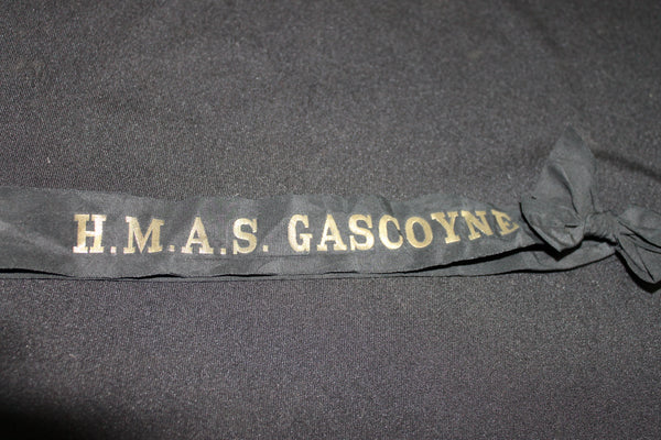 HMAS Gascoyne Tally Band