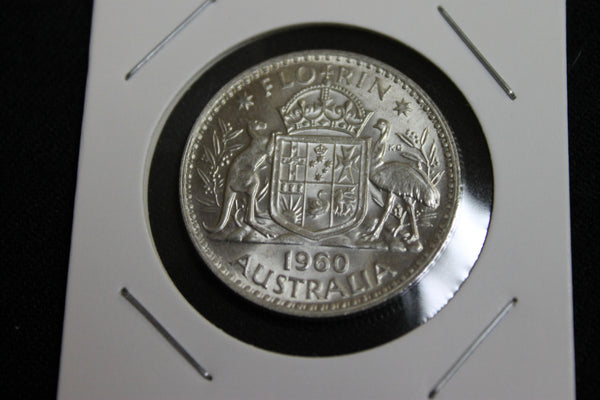 1960 Florin in Choice UNC Condition