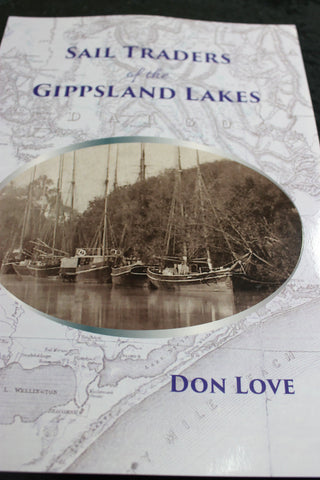 New Release - Sail Traders of the Gippsland Lakes