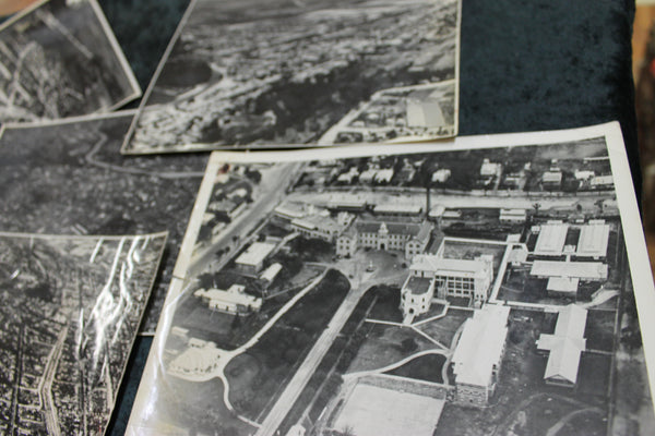 Group of 1930's Aerial Photos of Melbourne