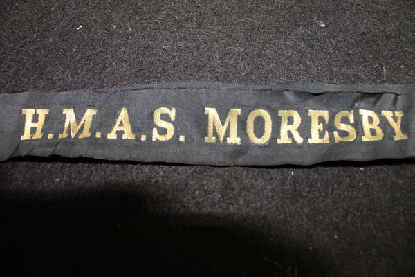 HMAS Moresby Tally Band
