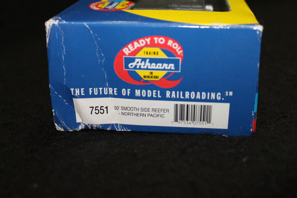 Athearn - 7551 50' Smooth Side Reefer Wagon