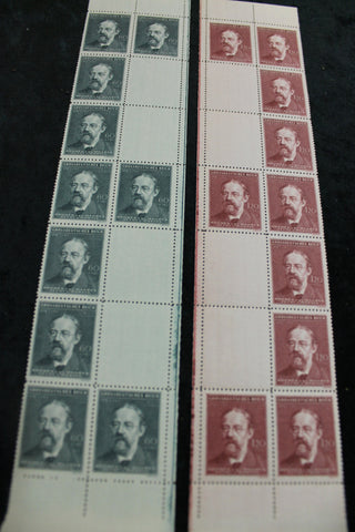 1944 - Bohemia & Moravia Stamp Blocks