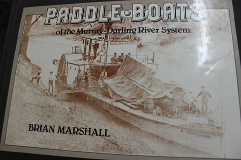 Paddle Boats of the Murray Darling River System