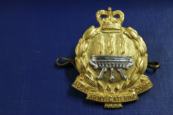 Australian Army Catering Corps Cap Badge