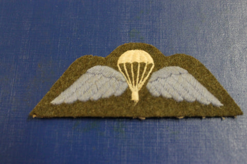 British Army Airborne Wing Patch