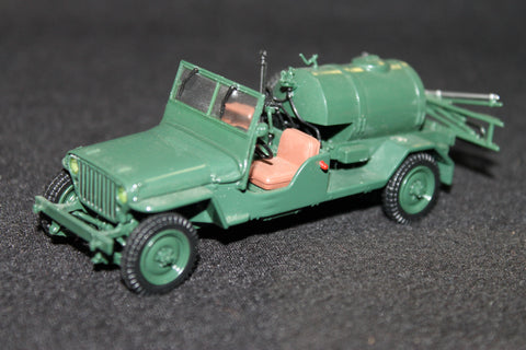 1:43 - Diecast 1962 Jeep Agricole Model