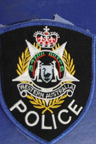 Obsolete WA Police Patch