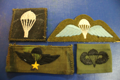 Assorted Para Patches