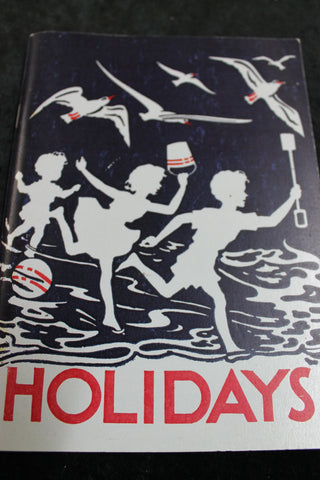 Holidays - The Victorian Readers Second Book