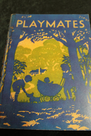 Playmates - The Victorian Readers First Book