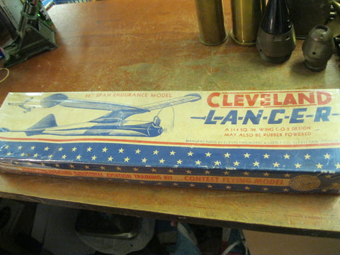 1947 - Cleveland Lancer Endurance Model Kit