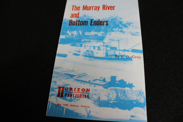 The Murray River and Bottom Enders