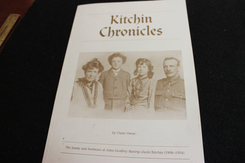 Kitchin Chronicles By Claire Owen