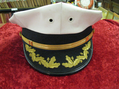 Baltimore Maryland Police Colonel's Hat