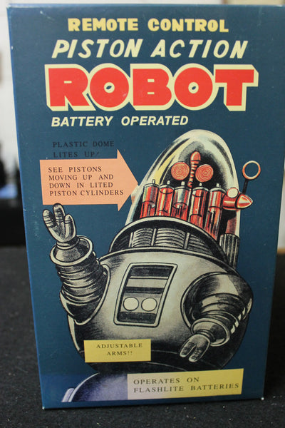 Remote Control Battery Operated Robot