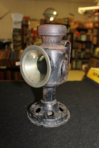 Early Railway Hand Held Lamp