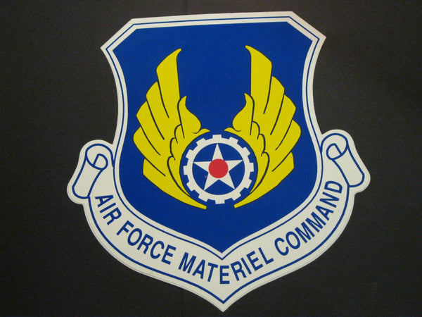 USAF - Materiel Command Decal