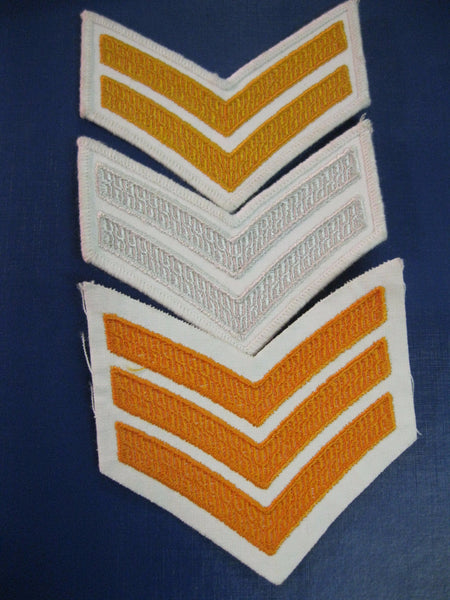 Assorted Vic CFA Rank Patches