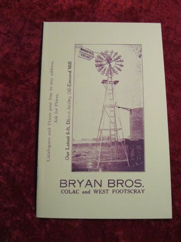 Bryan Bros. Windmills