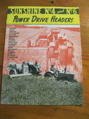 Sunshine Power Drive Headers