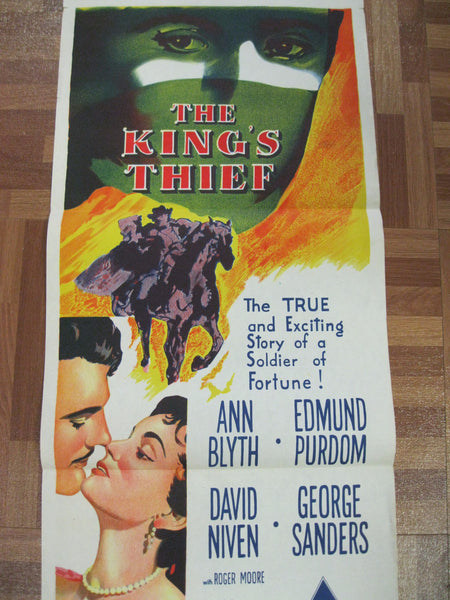 1955 - The King's Thief Day Bill